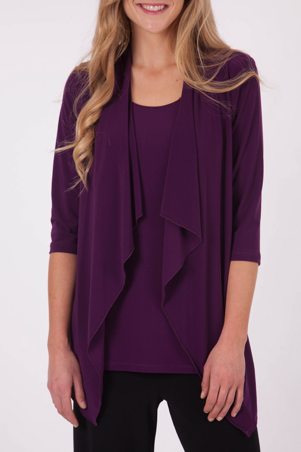 2 For 1 Cardi And Top